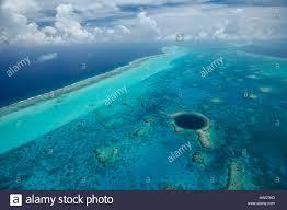 the 400 feet deep and nearly 1 000 feet wide blue hole a