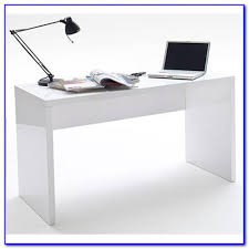 High Gloss White Desk by Claude Computer Desk In High Gloss White With Chrome Legs Download