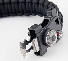 bracelet multi tool images 2 frijid paracord bracelets 15 in 1 multi function survival kit jpg