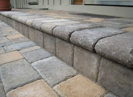 stairs gallery willow creek paving stones