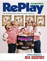 replay magazine u0027s 2010 directory issue by replay magazine issuu