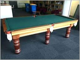 how to level a pool table 2nd hand pool tables second hand pool dining table 8 foot pool table