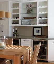 dining room storage wine storage for modern dining rooms