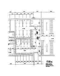 public restroom floor plan architectural restroom plan gsam20054