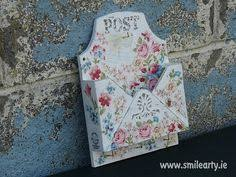 Blank Boxes To Decorate Advanced Decoupage Workshop How To Decorate A Basket In Country
