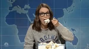 Emotional Eating Meme - depressed tina fey gif by saturday night live find share on giphy