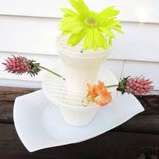 Frog Flower Vase Vintage Tupperware Flower Frog Tuppercraft Flower Arrangement