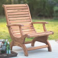 wooden adirondack chairs design