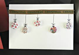 christmas cards buttons the ana mum diary