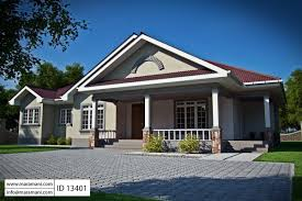 bedroom bungalow house plan id 13401 house plans by maramani 3 bedroom bungalow house plan id 13401 house plans by maramani