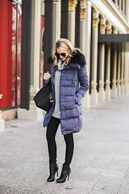 that prove puffer coats can look stylish stylecaster