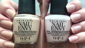 opi nail envy polish review u0026 demo youtube