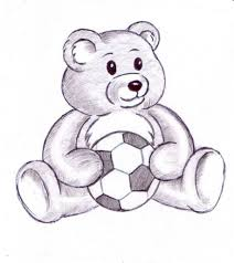 pencil drawing sketches of teddy how to draw a teddy bear how to