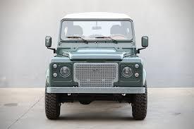 green land rover defender land rover defender d90 keswick green hiconsumption