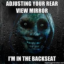 Shadowlurker Meme - your horrifying house guest