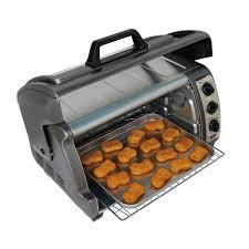 Toaster With Egg Maker Hamilton Beach Easy Reach Convection Oven 31126