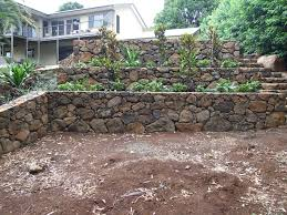 dining room rock walls landscaping pictures rock retaining walls