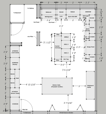 large kitchen floor plans large kitchen plans gorgeous layout ideas simple layouts home