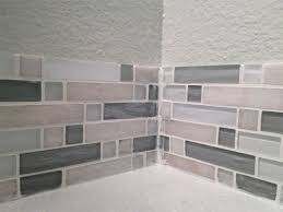 how to do backsplash in kitchen diy kitchen backsplash part 5 grouting backsplash tiles
