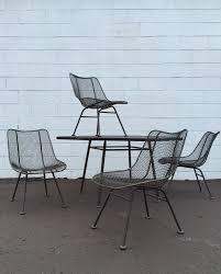 Homecrest Patio Furniture Vintage - 21 perfect vintage wire patio chairs pixelmari com