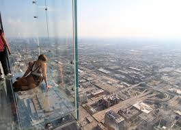 willis tower chicago post grad problems chicago s famous willis tower skydeck cracks