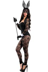 new 2017 halloween costumes for women 4pcs long sleeves lace