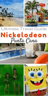 Map Of Punta Cana Nickelodeon Resort Punta Cana Ultimate Travel Tips Guide