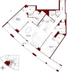 luxury townhome floor plans the darcy luxury condos for sale bethesda maryland