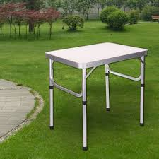 portable folding picnic table portable folding cing picnic table party kitchen outdoor garden
