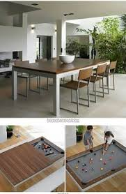 awesome kitchen furniture pool table steel and metals