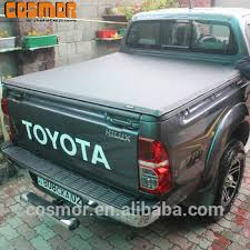 Folding Truck Bed Covers Soft Folding Truck Bed Cover For 4x4 Pick Up Truck Buy Soft