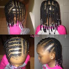box braids cornrows beads natural hairstyles for kids hair