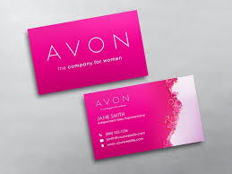 Design Your Own Business Card For Free Avon Business Cards Lilbibby Com