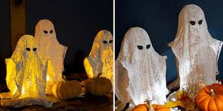 Halloween Decorations To Make At Home Halloween Decorations U2013 100 Easy To Make Halloween Decor Rilane