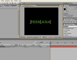 tutorial after effect membuat opening film tutorial membuat intro film dengan after effect ids