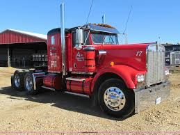 kenworth for sale in houston 1981 kenworth w900 semi truck item f4677 sold tuesday d