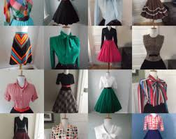 vintage clothing etsy