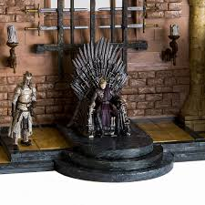 amazon com mcfarlane toys game of thrones iron throne room