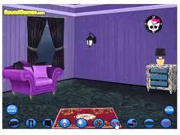 monster high bedroom decorating ideas monster high bedroom decorations girl game youtube