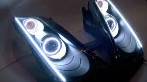 lamborghini aventador headlights lamborghini gallardo superleggera custom lighting installation by