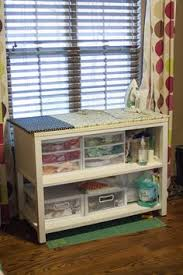 quilting ironing board table ironing station tutorial oh man look at all the room being used