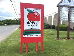 Pete S Tire Barn Orange Ma Apple Auto Body Service In Randolph Ma