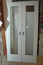 Panel Closet Doors Handmade Closet Doors W Frosted Glass Panels By Wooden It Be
