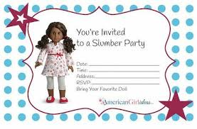 american slumber invitations american ideas