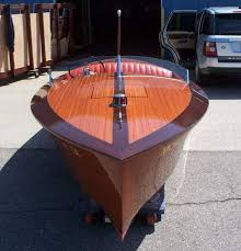 Free Wooden Boat Plans Skiff by Classic Wooden Boat Plans Chris Craft Special Race Boat 19 Foot 1936
