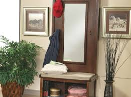 bench beguiling small hallway entry bench enchanting overstock