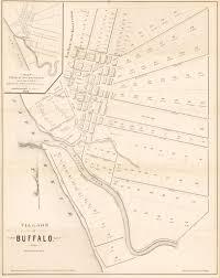 Map Chicago Il by Antique Map Of Buffalo By Ellicott Hjbmaps Com U2013 Hjbmaps Com