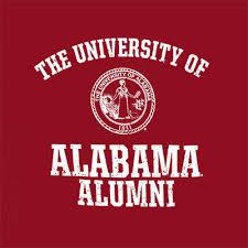 alabama alumni sticker t shirt ua alumni of alabama supply store