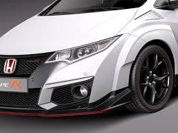 honda civic 2016 type r rebusmarket high quality 3d models
