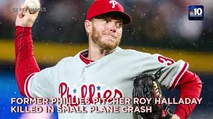 roy halladay among the sports phillies icon roy halladay was among 1st to fly model of